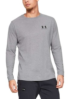 Under Armour Men's Sportstyle Left Chest LS Top