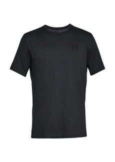 Under Armour Men's Sportstyle Left Chest SS T-Shirt