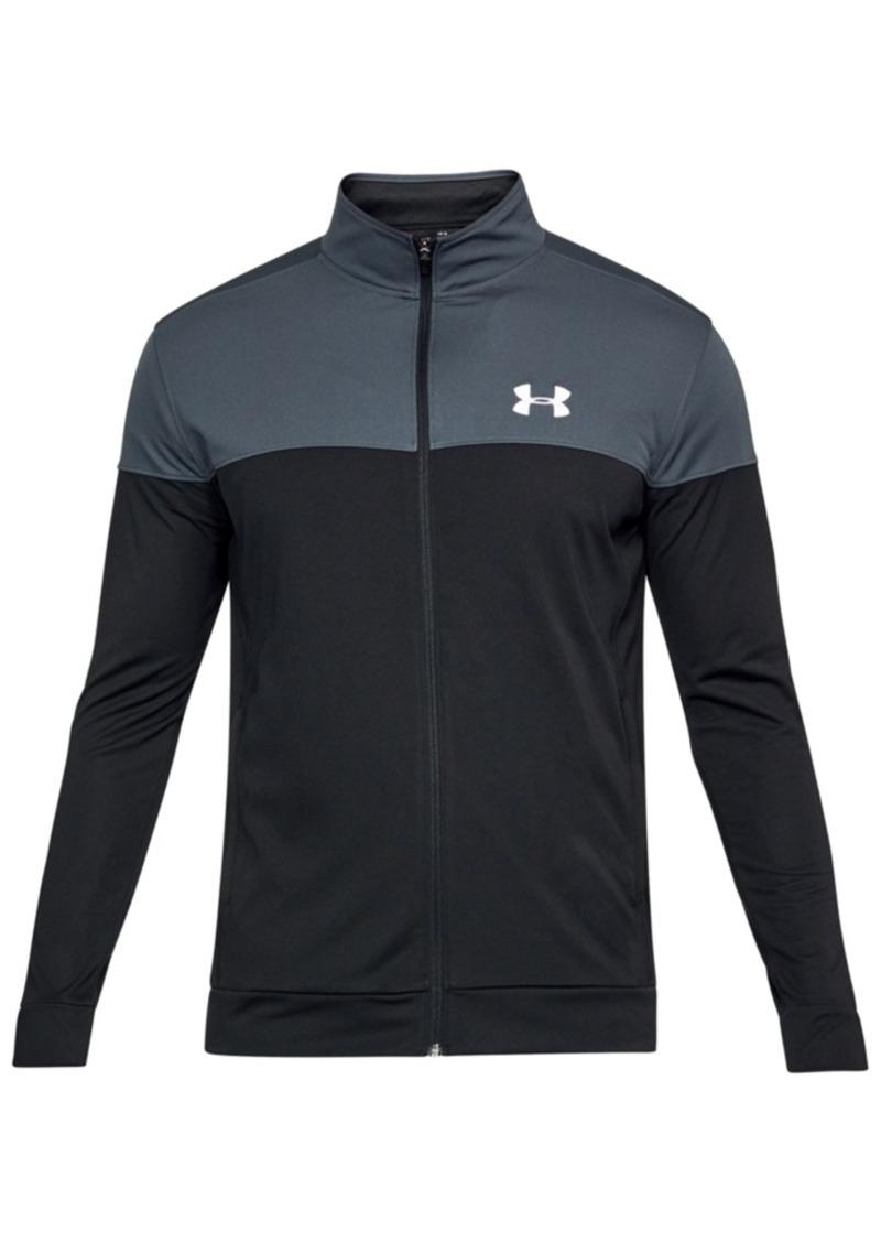 Under Armour Men's Sportstyle Pique Jacket