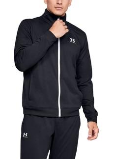 Under Armour Men's Sportstyle Tricot Jacket