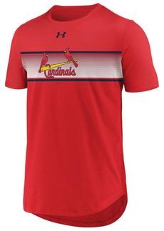 Under Armour Men's St. Louis Cardinals Seam to Seam T-Shirt