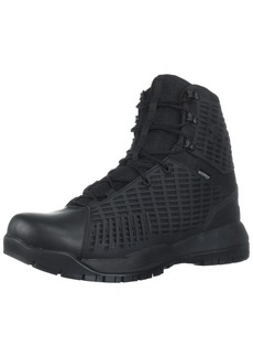 Under Armour Men's Stryker Waterproof Military and Tactical Boot (001)/Black  M US