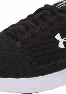 Under Armour Men's Surge Special Edition Running Shoe Black (001)/White