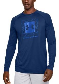 Under Armour Men's Tech 2.0 Graphic Long Sleeve Tee