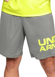 Under Armour Men's Tech Wordmark Shorts