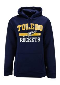 Under Armour Men's Toledo Rockets Speedy Armour Fleece Hoodie