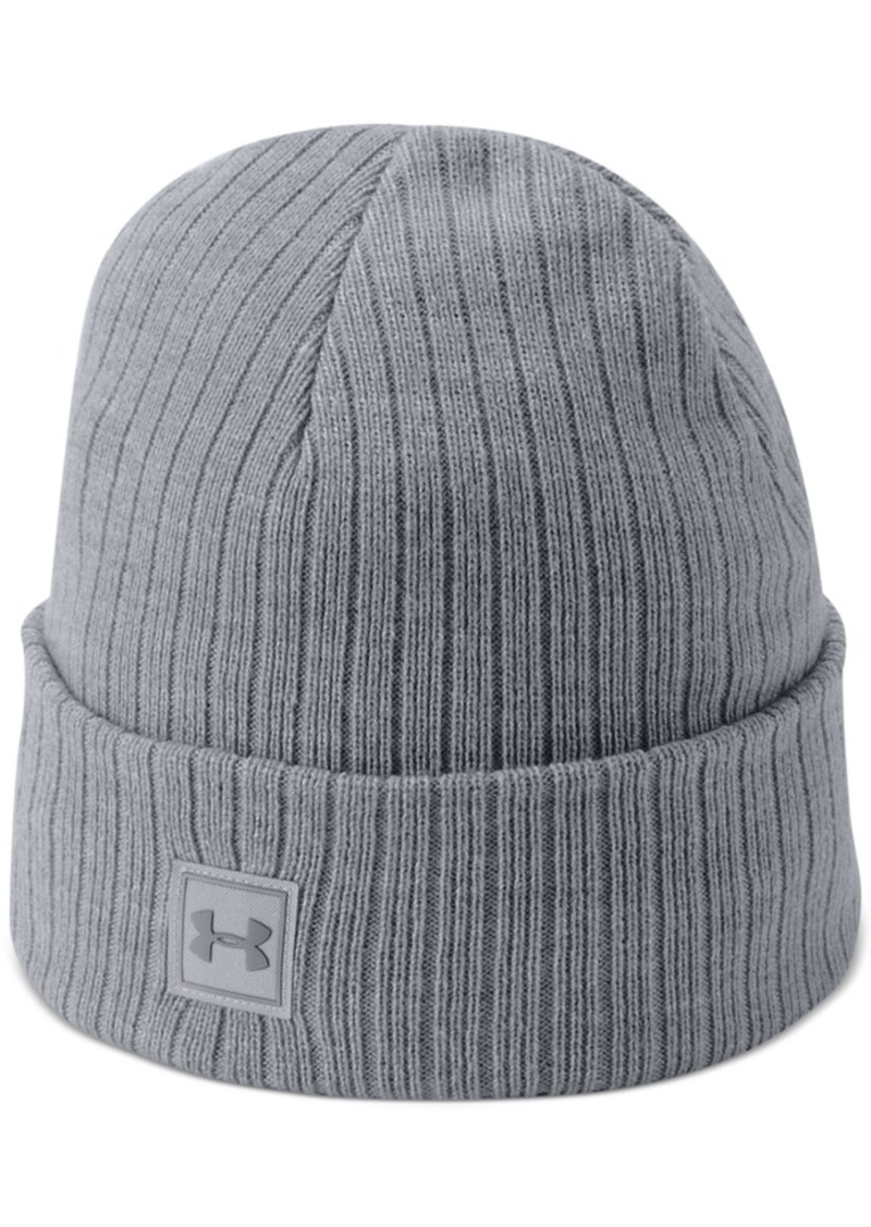 Under Armour Men's Truck Stop Ribbed Beanie