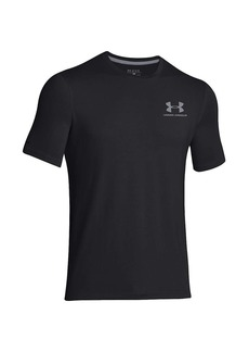 Under Armour Men's UA Charged Cotton Sportstyle Left Chest Lockup Tee