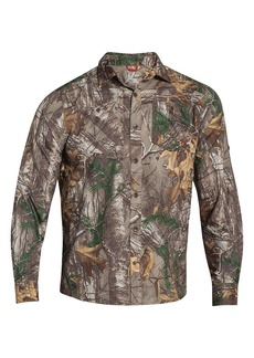 Under Armour Men's UA Chesapeake LS Camo Shirt