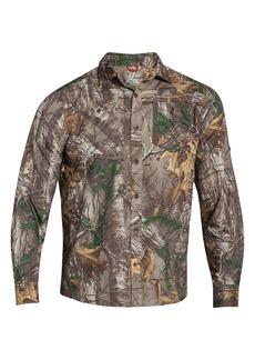 Under Armour Men's UA Chesapeake LS Camo Shirt