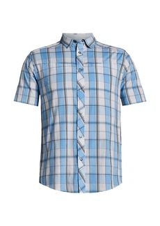 Under Armour Men's UA Hitch SS Woven Top