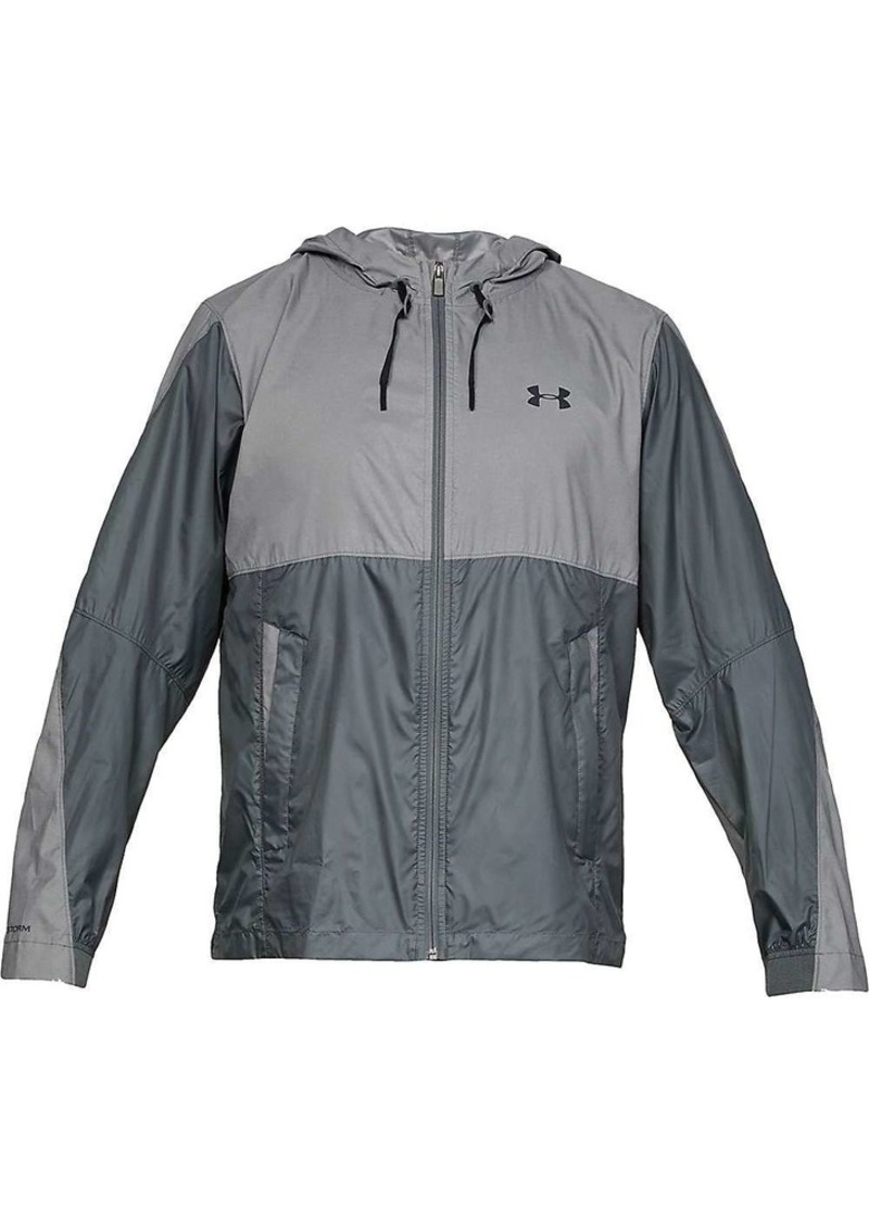 Under Armour Men's UA Prevail Windbreaker