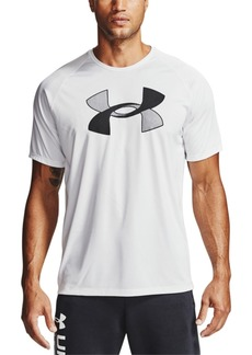 Under Armour Men's Ua Tech Logo T-Shirt