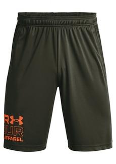 Under Armour Men's Ua Tech Quick-Dry Logo-Print Shorts