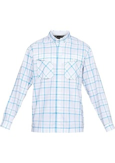 Under Armour Men's UA Tide Chaser Plaid LS Top