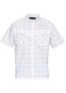 Under Armour Men's UA Tide Chaser Plaid SS Top