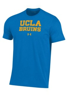 Under Armour Men's Ucla Bruins Performance Cotton T-Shirt