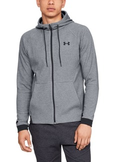 Under Armour Men's Unstoppable Double Knit Full Zip