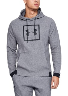 Under Armour Men's Unstoppable Double Knit Logo Hoodie