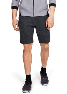 Under Armour Men's Unstoppable Double Knit Shorts