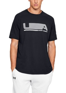 Under Armour Men's Unstoppable Move Short Sleeve T-Shirt