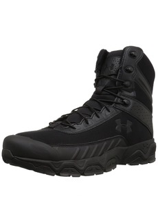 Under Armour Men's Valsetz Military & Tactical Boot Military and Tactical Black (001)/Black