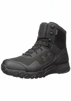 Under Armour Men's Valsetz RTS 1.5 Waterproof Military and Tactical Boot (001)/Black