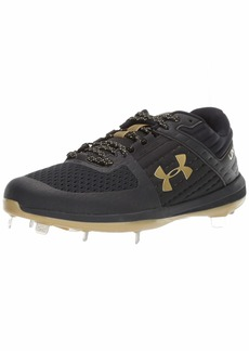Under Armour Men's Yard Low ST Opt. 3 Baseball Shoe   M US