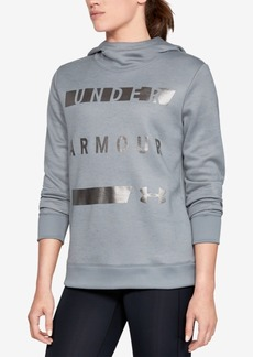 Under Armour Metallic Armour Fleece Hoodie
