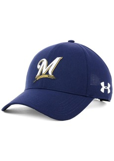 Under Armour Milwaukee Brewers Driver Cap