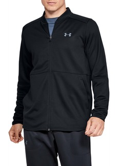 Under Armour MK-1 Warm-Up Performance Bomber Jacket