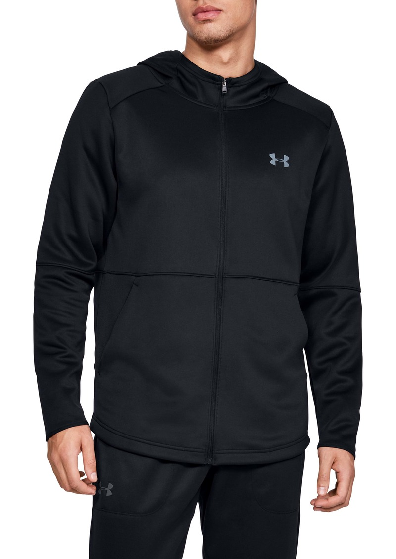 Under Armour MK-1 Warm-Up Zip Hoodie