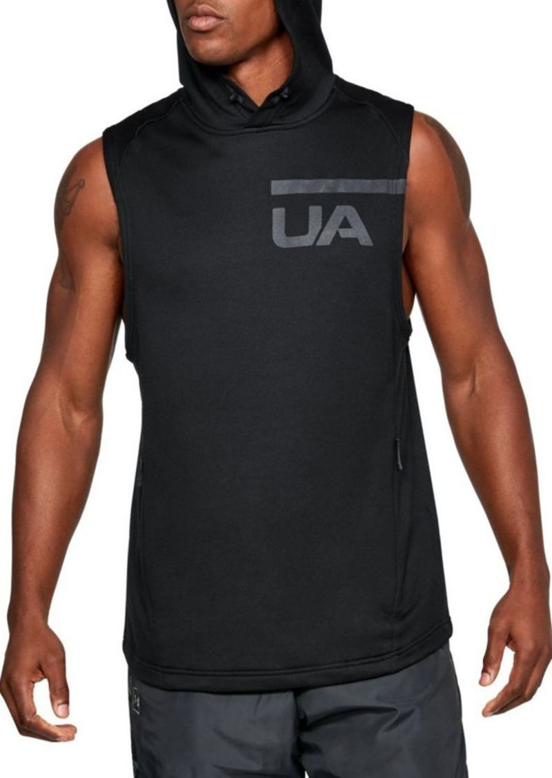 971969e92 SALE! Under Armour Under Armour MK1 Terry Sleeveless Hoodie