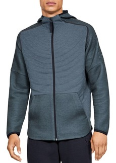 Under Armour Move-Light Color-Block Radial Hoodie