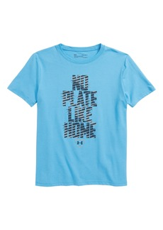 Under Armour No Plate Like Home Graphic T-Shirt (Little Boys & Big Boys)
