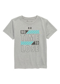 Under Armour No Time to Lose HeatGear® T-Shirt (Toddler Boys & Little Boys)