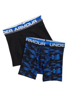 Under Armour Original Blur 2-Pack Boxer Briefs (Big Boys)
