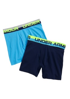 Under Armour Original Series BoxerJock® HeatGear® 2-Pack Boxer Briefs (Little Boys & Big Boys)