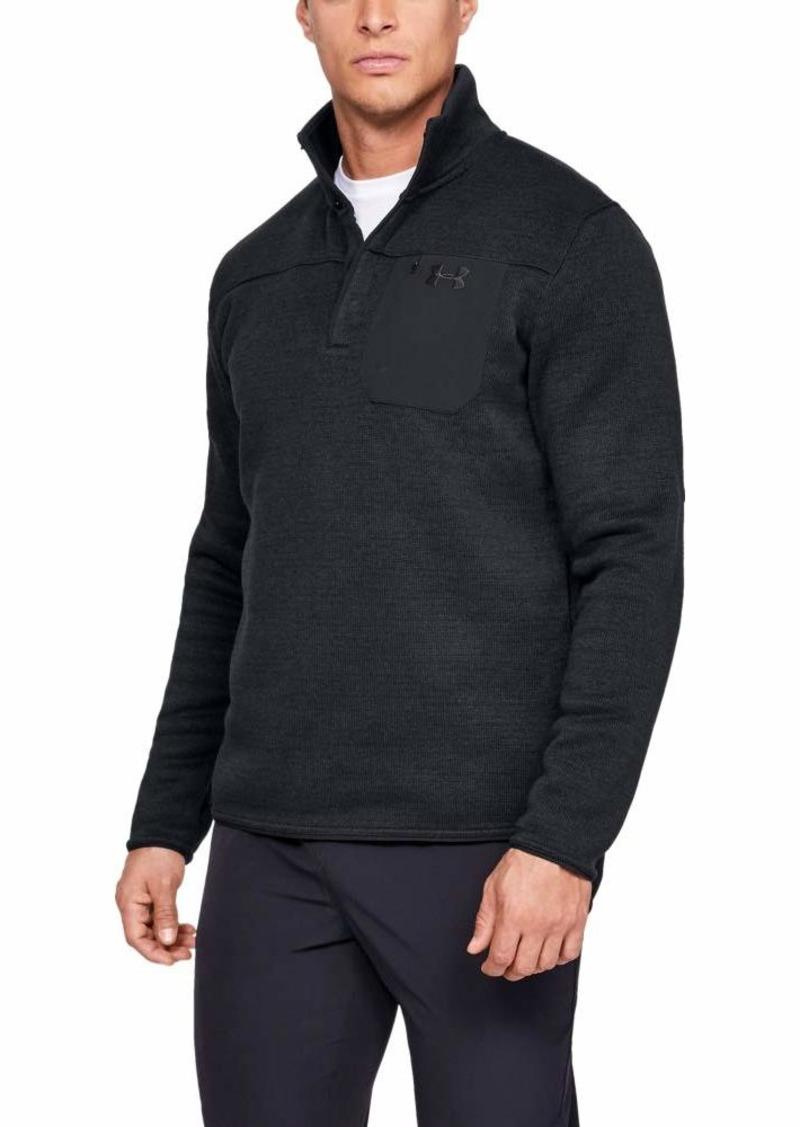 Under Armour Outerwear Men's Specialist Henley 2.0