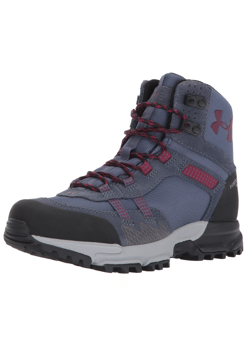 Under Armour Outerwear Women's Post Canyon Mid Waterproof Hiking Boot Apollo (962)/Overcast Gray