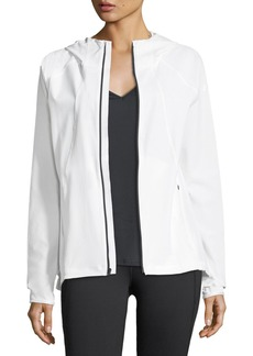 Under Armour Outrun The Storm Zip-Front Hooded Performance Jacket