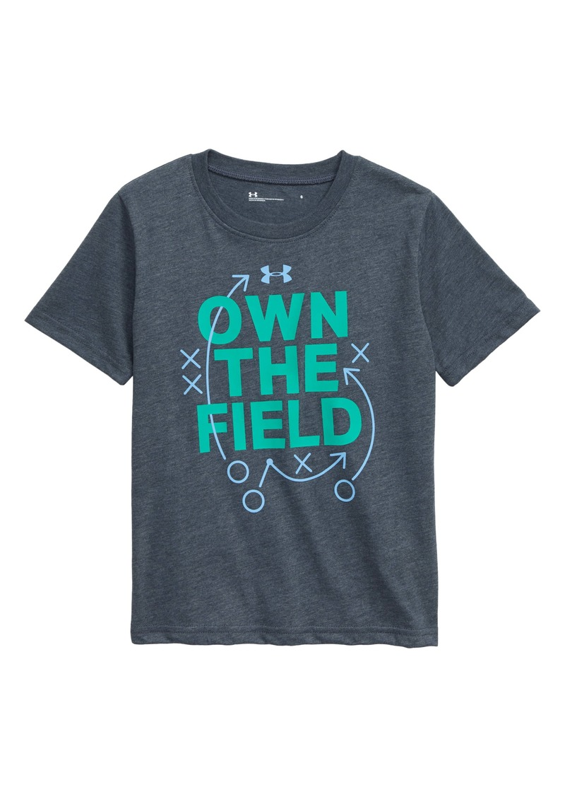 Under Armour Own the Fields Graphic T-Shirt (Toddler Boys & Little Boys)