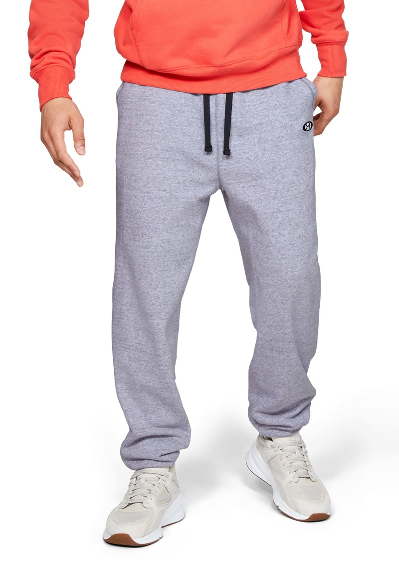 Under Armour Performance Originators Fleece Jogger Pants
