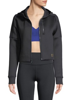 Under Armour Perpetual Spacer Hooded Performance Jacket