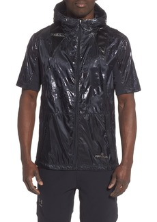 Under Armour Perpetual Windproof & Water Resistant Short Sleeve Jacket