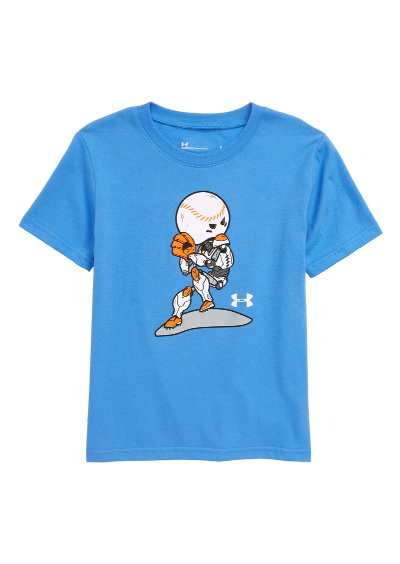 Under Armour Pitcher HeatGear® Graphic T-Shirt (Toddler Boys & Little Boys)