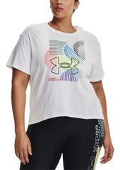 Under Armour Plus Size Graphic T-Shirt