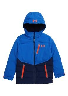 Under Armour Powderhound ColdGear® Waterproof Hooded Jacket (Big Boys)
