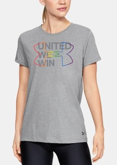 Under Armour Pride Logo Graphic T-Shirt