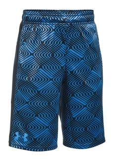 Under Armour Printed Elasticized Shorts
